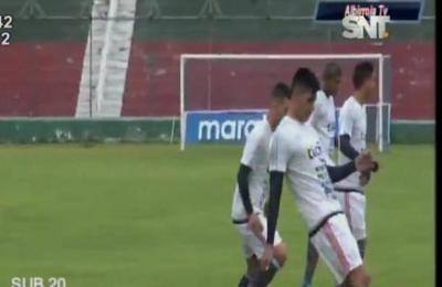 Arranca el Sudamericano Sub 20