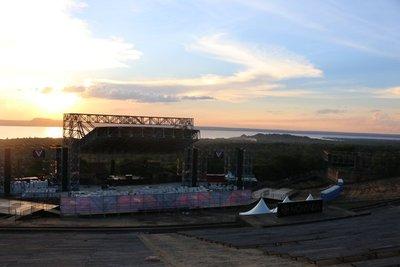 """""""Tenemos un anfiteatro más grande que el de Viña del Mar y no lo usamos"""""""