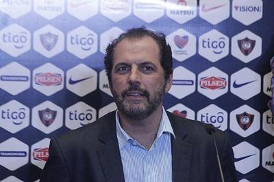 Según Zapag, los cambios seguirán en Cerro Porteño