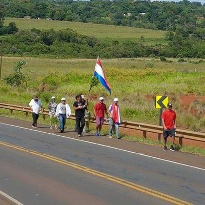 Más gente se suma a la procesión grafitera de Payo Cubas