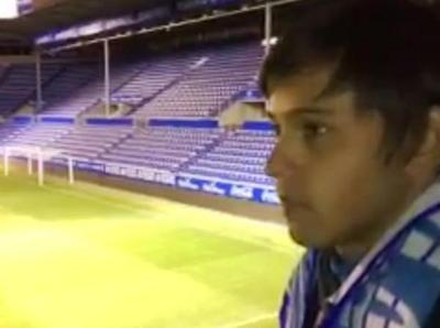 Óscar Romero y sus primeras impresiones en el Alavés