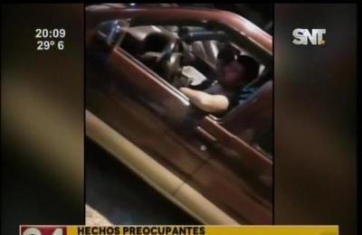 Constantes casos de 'locos al volante' alarman a la sociedad