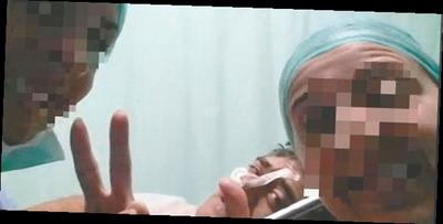 Insólito: murió por ir de juerga con sus médicos