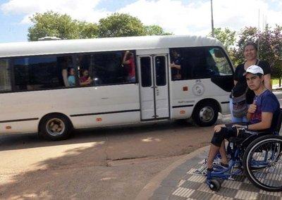 IPS rechaza ingreso de buses cerca de hospital