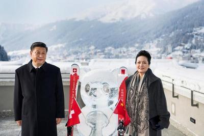 Xi sale en defensa de la globalización en el foro de Davos