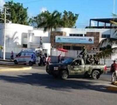 México: Código Rojo en Cancún por tiroteos