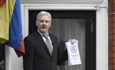 Assange, dispuesto a ir a EE.UU. si se garantizan sus derechos