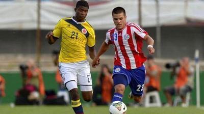 Sub20: La albirroja igualó ante Colombia en su debut