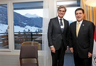 Multinacional Siemens analizará invertir en Paraguay