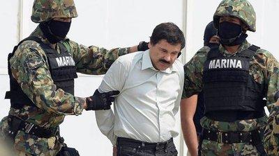 Extraditan al Chapo Guzmán a EEUU