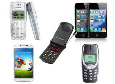 Un repaso a la telefonía: los 20 celulares más vendidos de la historia