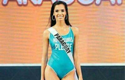 NI A LOS PREMIOS Miss Paraguay no es una de las favoritas
