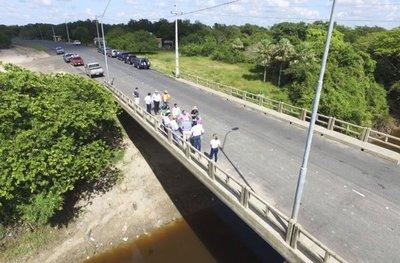 Recomendaron mejorar terraplenes en Ñeembucú