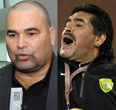 Chilavert vs. Maradona o panqueque vs. lechón