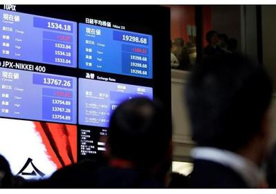 La Bolsa de Tokio sube un 1,81 % tras los récords de Wall Street