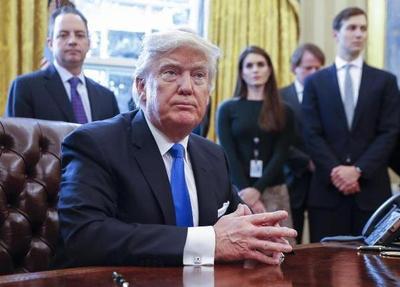 Trump iniciará los trámites para la construcción del muro en la frontera con México