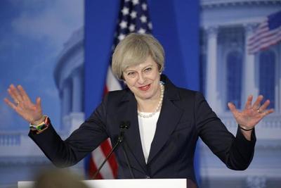 Trump recibe a Theresa May para delinear era post-Brexit