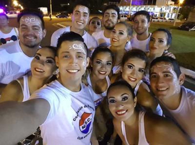 Coco Bordón estará en el carnaval