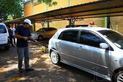 Nace una nueva modalidad para lavado de los vehículos