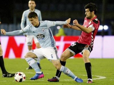 Celta no pudo ante Deportivo Alavés