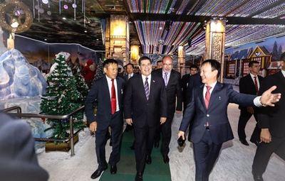 Quedó inaugurado el mayor y mejor estructurado centro comercial de Cuidad del Este