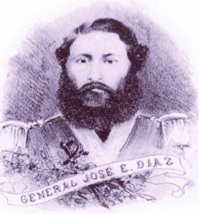 Preparan actos por el 150º aniversario del fallecimiento del General Eduvigis Díaz