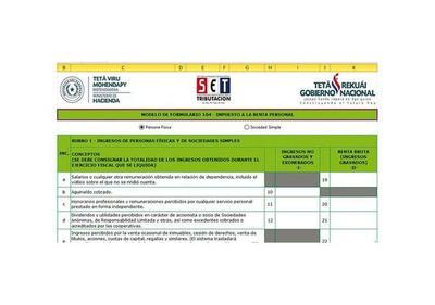 IRP: Contadores se rehúsan a liquidar en nuevo formulario
