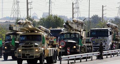 Irán asegura que utilizará sus armas sólo en defensa propia, ante advertencia de los EE.UU