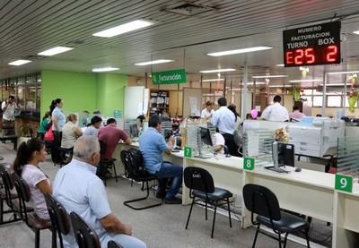 Asunción extiende descuento del 7% para pago al contado de impuestos