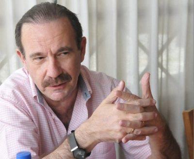 Arturo Rubín salió a defenderse luego de entrevistar a Trotte