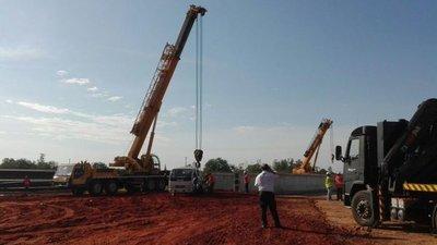 Detallan desvíos por obras