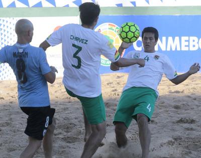 Uruguay goleó a Bolivia y con grandes esperanzas