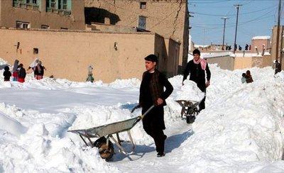 Aumentan a 157 los muertos en Afganistán