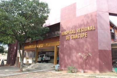 Joven agredió a médicos del Hospital de Caacupé