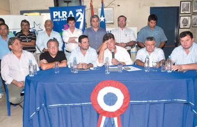 Efrainistas ratifican no a reelección y se avizora una reñida convención