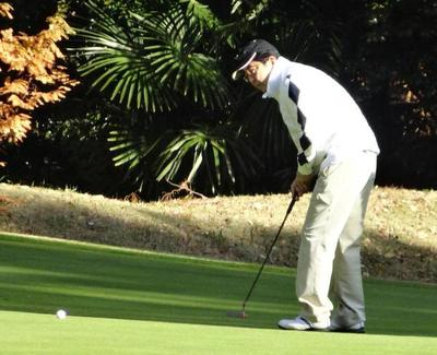 Golf entre Abe y Trump para mejorar relaciones diplomáticas