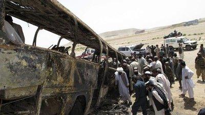 Cruz Roja condena ataque despreciable en Afganistán