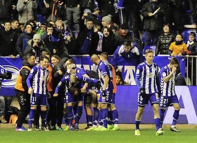 Alavés, de Romero, es finalista ante Barcelona
