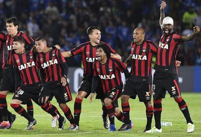 Libertadores: Paranaense clasificó desde los doce pasos