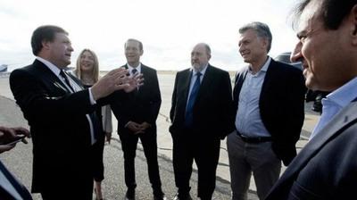 Macri lanza un plan de desarrollo e infraestructura para el sur de Argentina