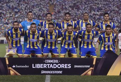 Capiatá ganó a Universitario y logra hazaña en Libertadores