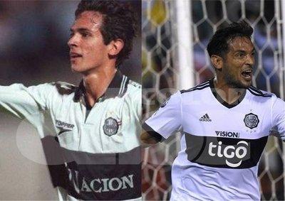 El último gol en Libertadores