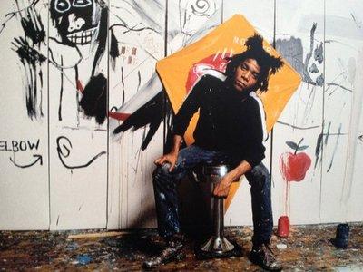 Subastarán un autorretrato de Basquiat