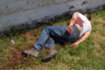 Intentó robar una vivienda con sus amigos y murió abatido
