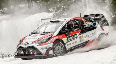 Rally Suecia: Neuville abandona y cede liderato a Latvala
