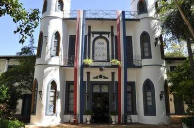 Agencia internacional destaca al hotel más antiguo del país