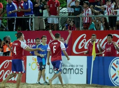 Paraguay nuevamente cayó en la final