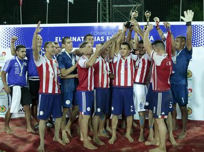 Brasil es el campeón y van al Mundial junto a Paraguay como Ecuador