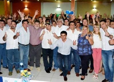 Lugo y Llano le piden a la gente que firme las planillas pro reelección