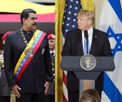 Maduro y Trump recalientan la ya difícil relación Venezuela-EEUU